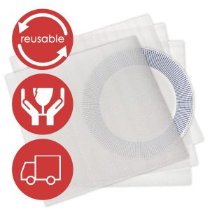 Foam Sheets for Dishes and Glassware