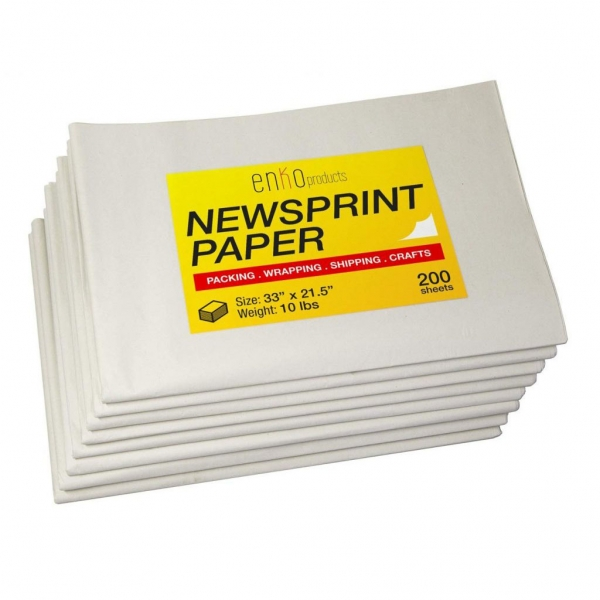 packing paper, newsprint packing paper, newsprint packing, glass packing paper, paper for moving house
