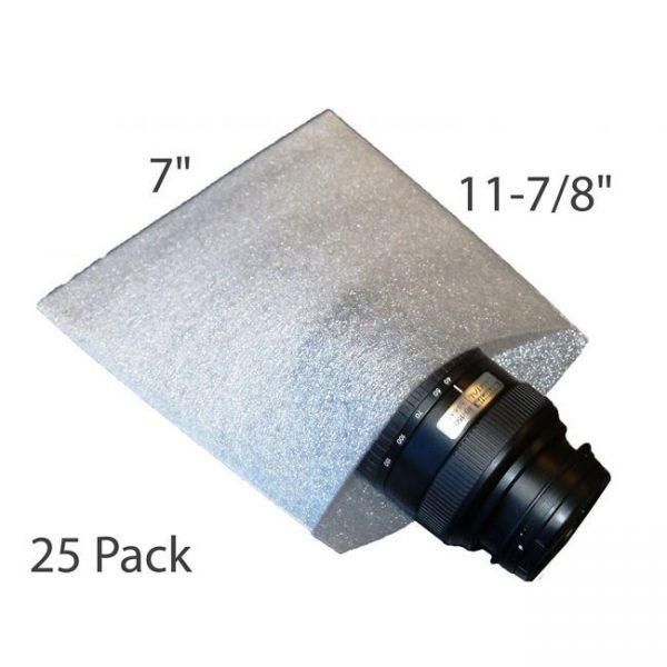 foam sleeve, foam pouches for glasses, thin packing foam, soft packing foam