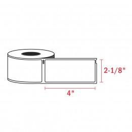 Compatible Dymo 30323 Shipping Labels 2-1/8″ x 4″ (220 / Roll)