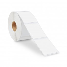 2-1/4″ x 2″ Direct Thermal Labels – 1″ Core