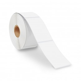 3″ x 5″ Direct Thermal Labels – 1″ Core