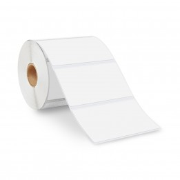 4″ x 2.25″ Direct Thermal Labels – 1″ Core
