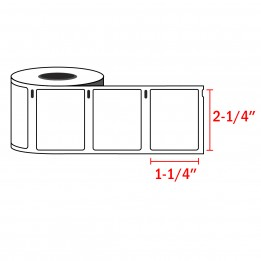 Dymo 30334 Compatible Labels – 2-1/4″ x 1-1/4″