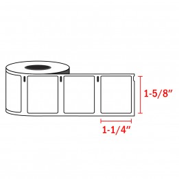 Dymo 30915 Compatible Internet Postage Labels 1-5/8″ x 1-1/4″ (700 Labels / Roll)