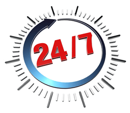 24-7 services for online postage