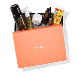 birchbox unique packaging style