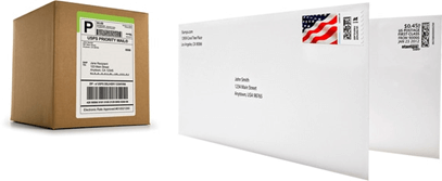 printing online postage saves money