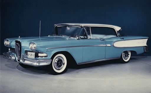 Ford Edsel car model