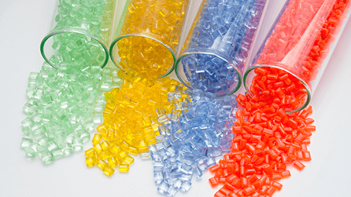 These resins are raw materials for plastic wrap