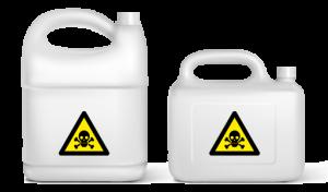 toxic liquid