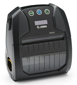 ZQ220 handheld direct thermal printer