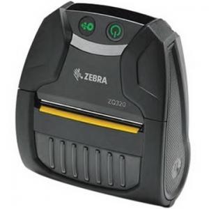ZQ320 Zebra thermal labels