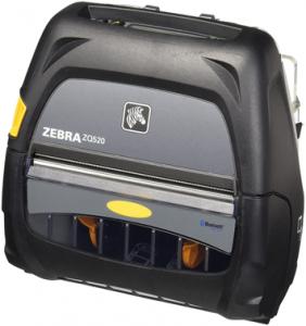 ZQ520 Zebra thermal label printer