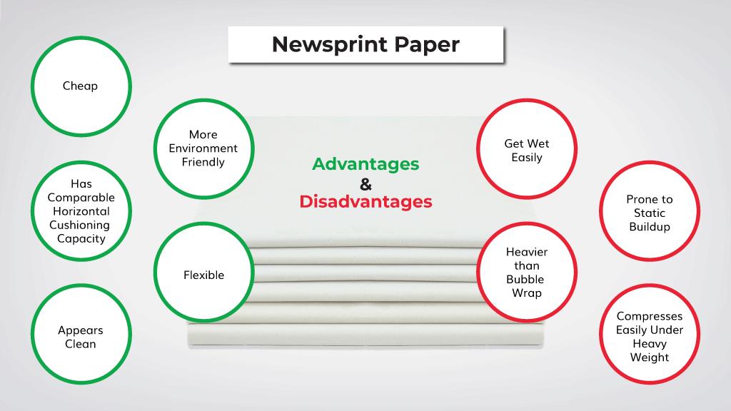Advantages-and-Disadvantages-of-newsprint-paper