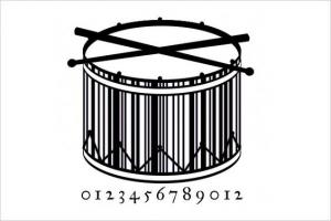 A customized UPC design