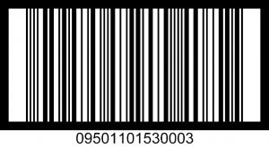 An ITF-14 barcode
