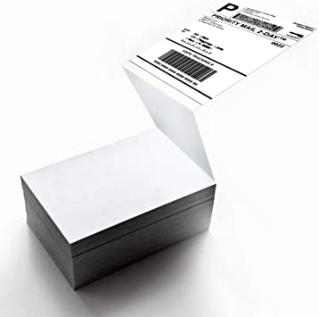 Shipping Labels from Fanfolds