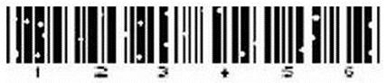 misprint in barcode