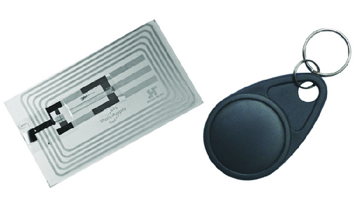 Passive and active RFID tag
