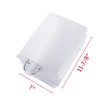 7″ x 11-7/8″ Foam Wrap Envelopes
