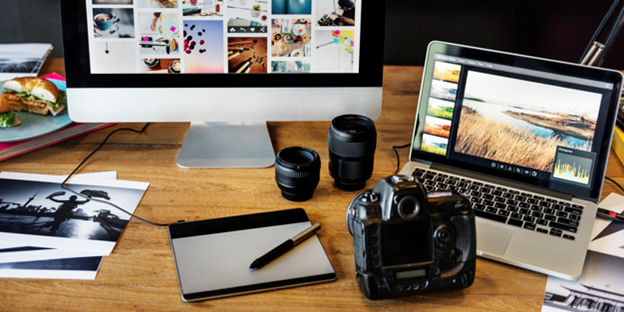 Photo Editing Software for Product Label
