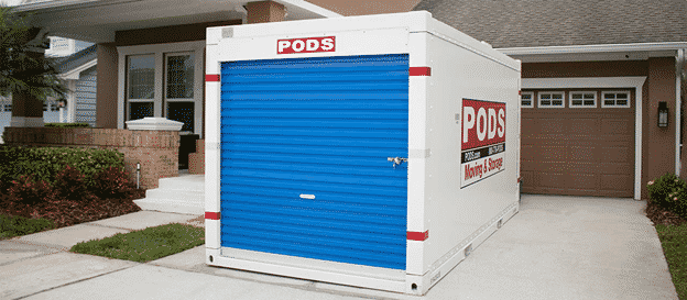 Portable Storage Units for Moving