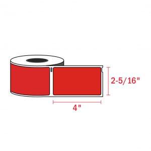 Dymo 30256_4 x 2-5 1 6_red