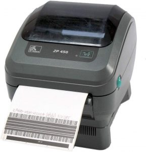 Zebra ZP450 Label Printer - The Best Shipping Label Printer for Medium Businesses