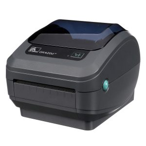 Zebra GK420d Label Printer - A Powerful Printer for Printing Labels in Large Quantities