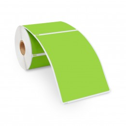 Compatible Dymo 1744907 4XL GREEN Shipping Labels 4″ x 6″