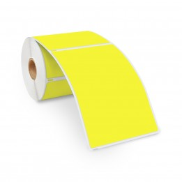 Compatible Dymo 1744907 4XL YELLOW Shipping Labels 4″ x 6″