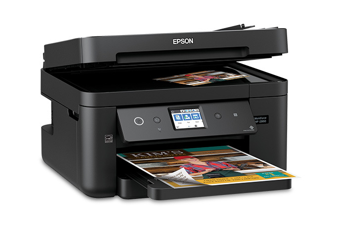 Epson WorkForce WF-2860 All-in-One Printer