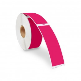 Dymo 30252 Magenta Compatible Address Labels 1-1/8″ x 3-1/2″