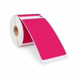 Compatible Dymo 30256 MAGENTA Shipping Labels 2-5/16″ x 4″