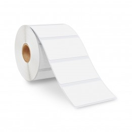 3″ x 1-1/2″ Direct Thermal Labels – 1″ Core