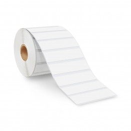 4″ x 1″ Direct Thermal Labels – 1″ Core