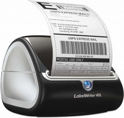 A Review of the Dymo LabelWriter 4XL