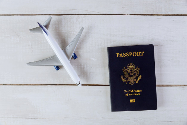 A US passport is acceptable identification for restricted signature confirmation