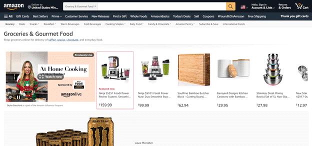 Amazon-item-page