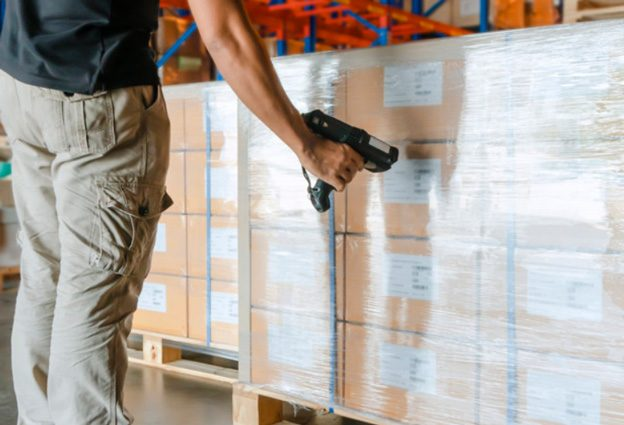 Barcode-scanning-for-logistic