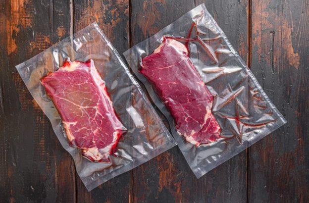 Beef-in-vacuum-bag