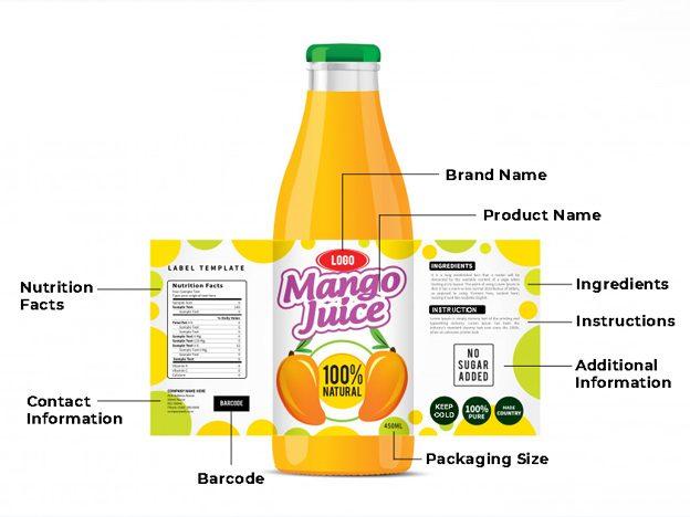 Brand-Label