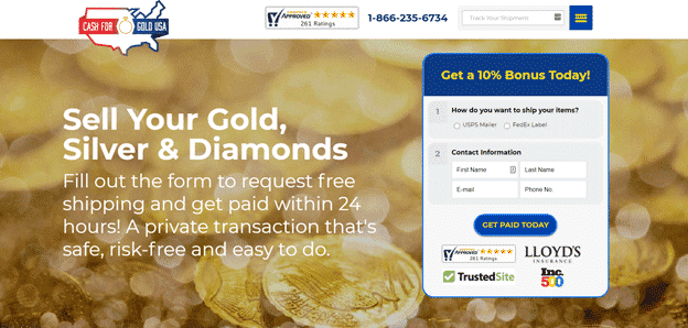 Cash-for-gold-usa-homepage
