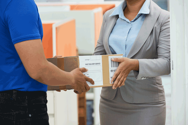 Customers Also Benefit from Reduced-Weight Shipments