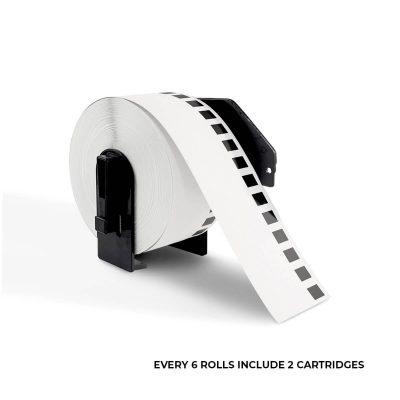 DK Continuous Paper Rolls