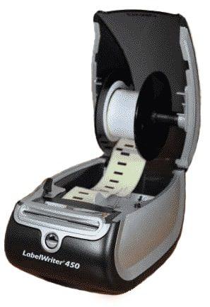 Dymo-LabelWriter-450-inside