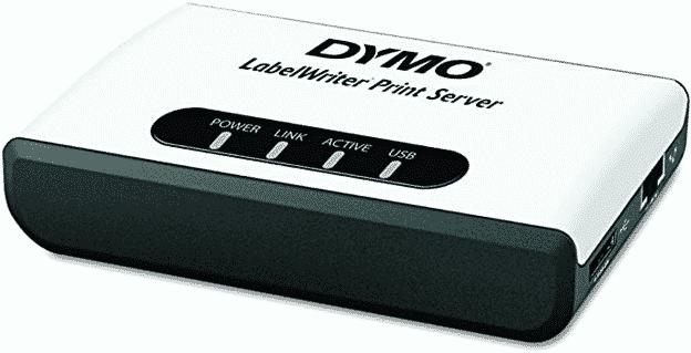The Dymo LabelWriter Print Server™