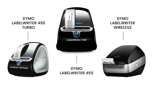 Dymo-printers