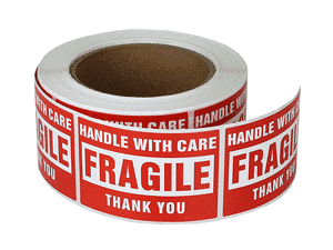 Fragile-Stickers